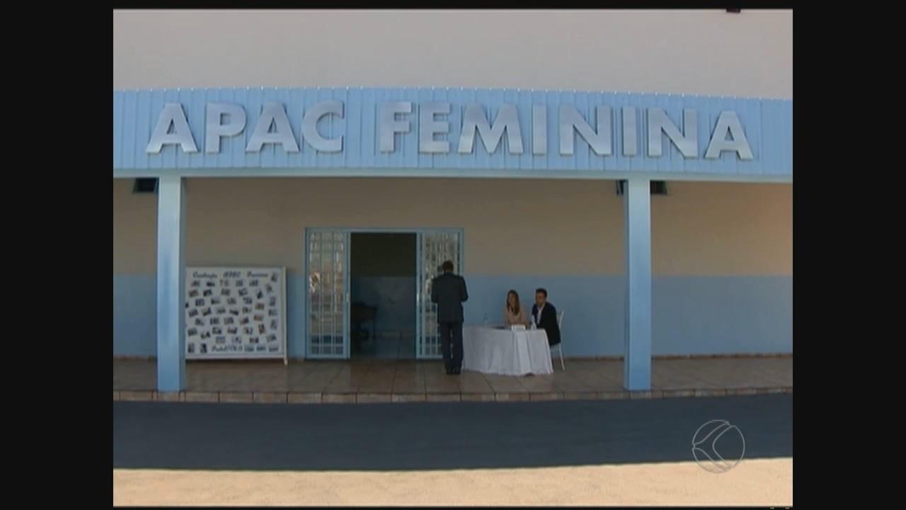Apac de Frutal inaugura sede destinada a detentas da região
