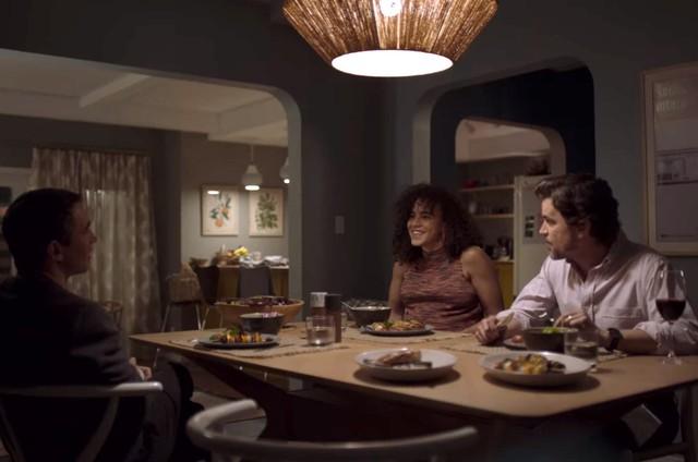 Cena da terceira temporada de 'The sinner' (Foto: Divulgação)