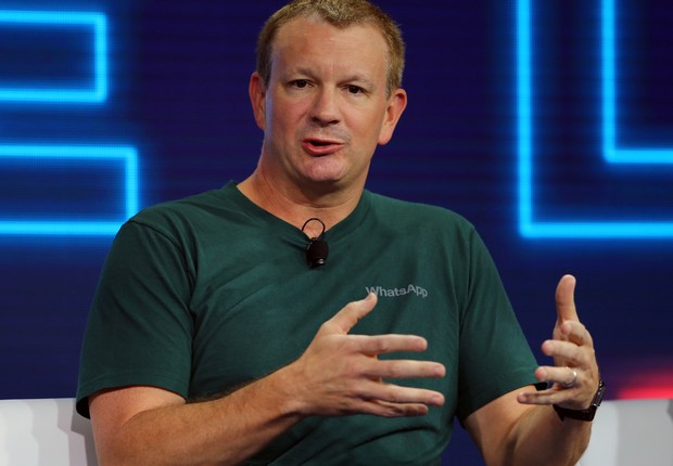 Brian Acton, cofundador do WhatsApp (Foto: Mike Blake/Reuters)