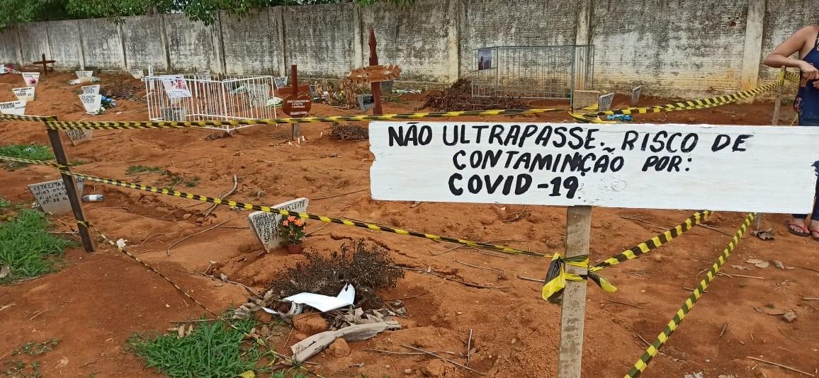 Rondônia registra 33 mortes por Covid e 1.452 casos nesta sexta-feira (16)