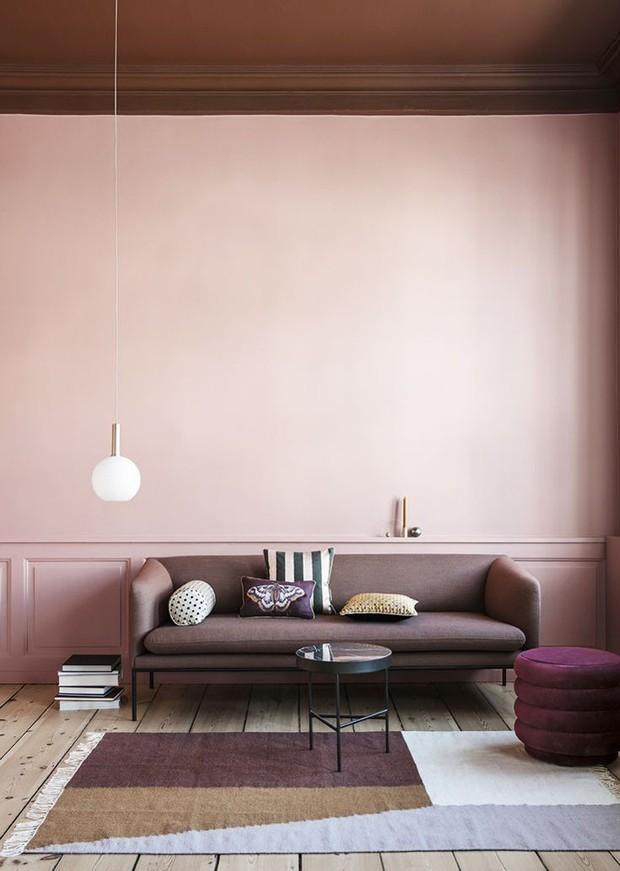 Decoração rosa: 186 ideias para apostar na cor nos interiores (Foto: Divulgação)