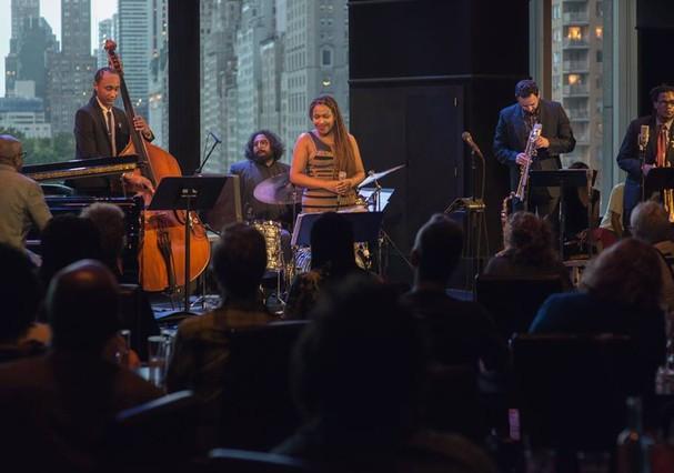 Dizzy's bar, em New York (Foto: Reprodução)