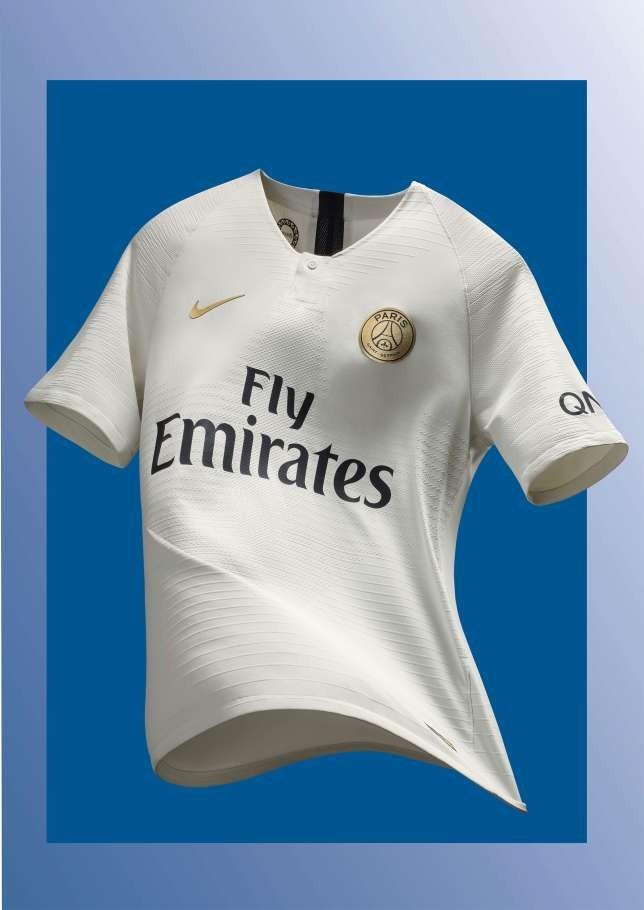 Novo uniforme reserva do PSG (Foto: Divulgação/Nike)