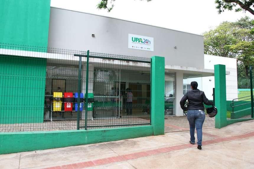 UPA Zona Norte, em Maringá, se torna exclusiva para atendimento de pacientes com Covid-19