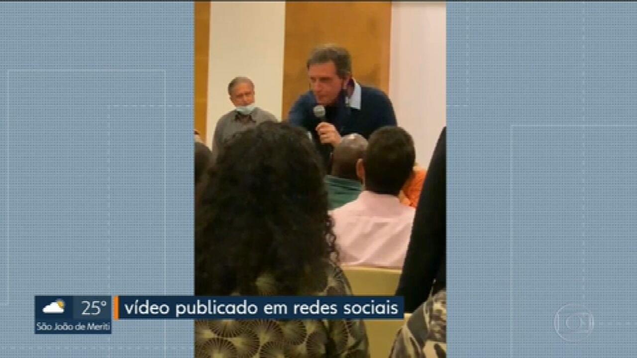 Marcelo Crivella xinga governador de SP, João Doria e depois pede desculpas