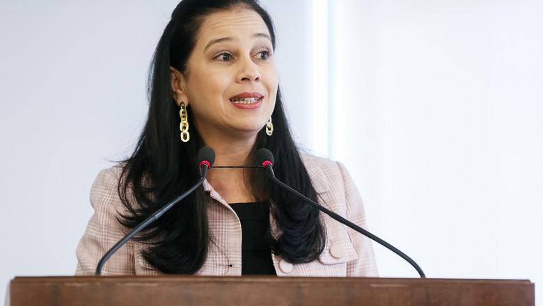 grace-mendonça-AGU-advogada geral da união (Foto: Beto Barata/PR)