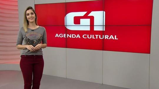 Confira a programação da agenda cultural para o final de semana