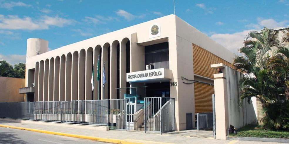 Sede do Ministério Público Federal no Rio Grande do Norte — Foto: MPF/Divulgação