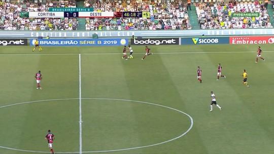 """Rafinha comemora volta e reforça o Coritiba na reta final da Série B: """"Vale a pena correr o risco"""""""