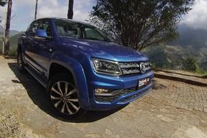 VW Amarok Extreme 2017