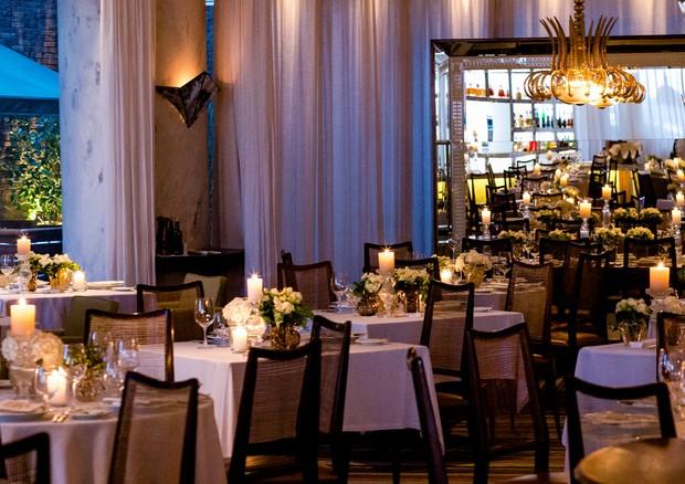 O jantar de Ano Novo acontece no restaurante Fasano Al Mare (Foto: Divulgação)