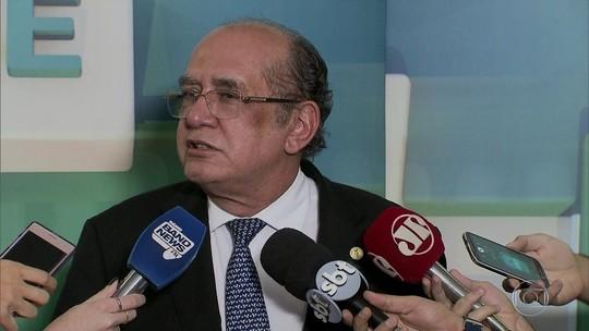 MPF aponta relação próxima com empresário e faz novo pedido para tentar afastar Gilmar do caso