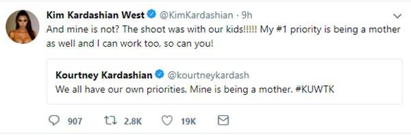 Kim Kardashian (Foto: Twitter)
