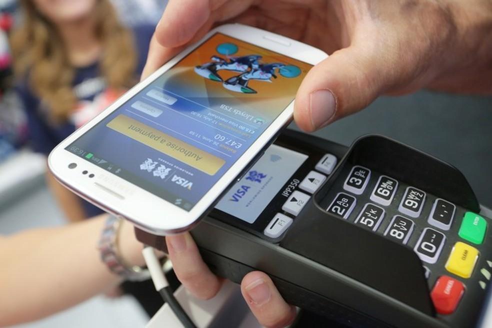 Carteiras digitais como o Android Pay oferecem mais segurança (Foto: Divulgação/Google)