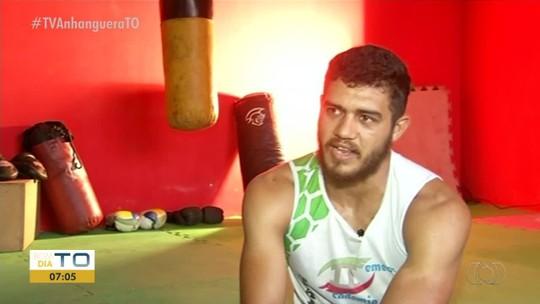 Jovem que treinava escondido da mãe, atualmente coleciona vitórias no MMA