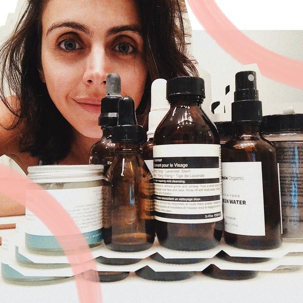 Giovanna Nader e suas 8 dicas para um 2019 mais sustentável (Foto: Arte/ Erik França)