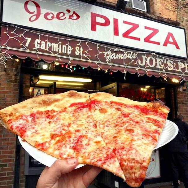 Joe's Pizza (Foto: Instagram/Reprodução)