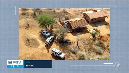 Justiça determina prisão de donos de fazenda onde suspeitos de assalto a carro-forte escondiam maconha na BA