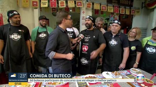 Conheça os bares e petiscos que participam do Comida di Buteco no Rio em 2019
