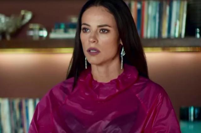 Paolla Oliveira, a Vivi Guedes de 'A dona do pedaço' (Foto: TV Globo)