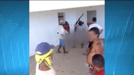 Suspeito de diversos furtos, homem é linchado por moradores em Araçuaí