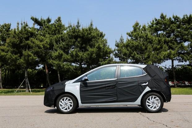Hyundai HB20 (Foto:  Divulgação)