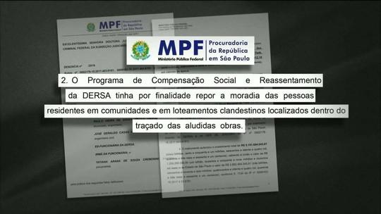 MP-SP denuncia cinco suspeitos de corrupção durante governo do PSDB