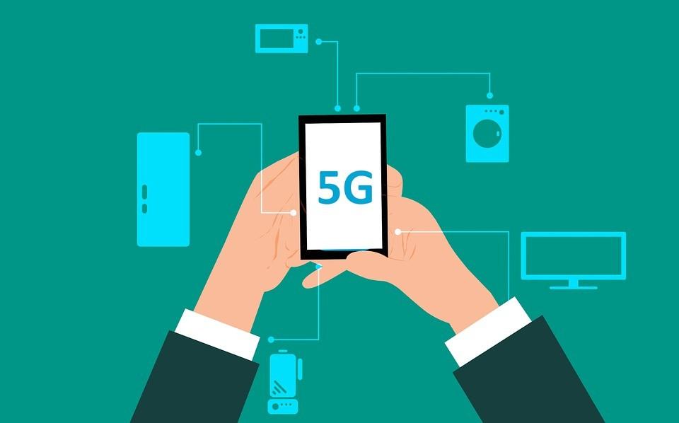 De acordo com o Sistema Global de Telecomunicações móveis de London, a tecnologia 5G irá trazer à Coreia do Sul  um benefício econômico de $565 bilhões de dólares até 2034 (Foto: Pixabay)