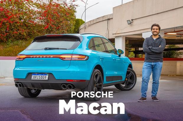 Vídeo: Porsche Macan (Foto: Marcos Camargo / Autoesporte)