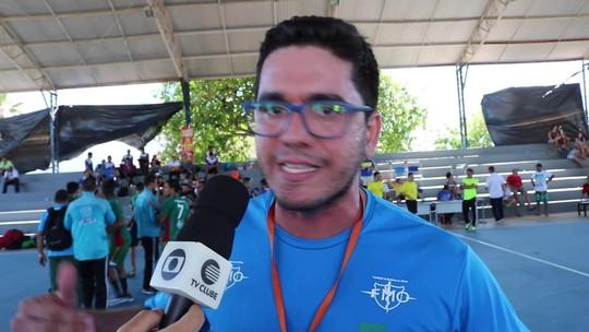 Atleta sofre lesão, vira técnico e monta time campeão do Brasileiro de handebol