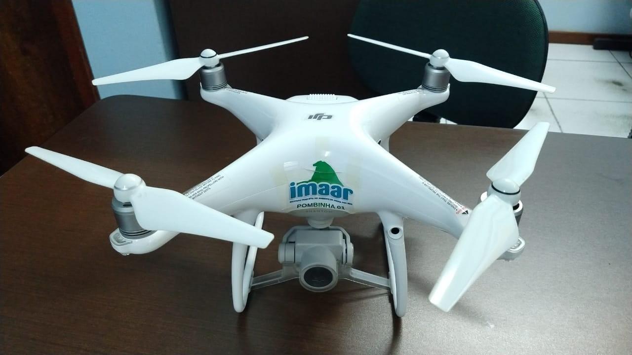 Fiscais usam drones para identificar possíveis aglomerações de pessoas em Angra dos Reis
