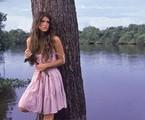 Cristiana Oliveira como Juma Marruá em 'Pantanal' | Divulgação