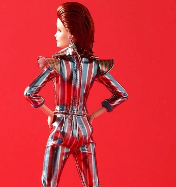 Barbie homenageia David Bowie em edição limitada (Foto: Divulgação)