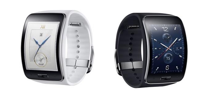 Smarwatch da Samsung com tela curva vai chegar na feira esta semana (Foto: Divulgação)