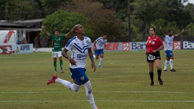 Paysandu vence o Tapajós no Mamazão com gol de Igor Goularte