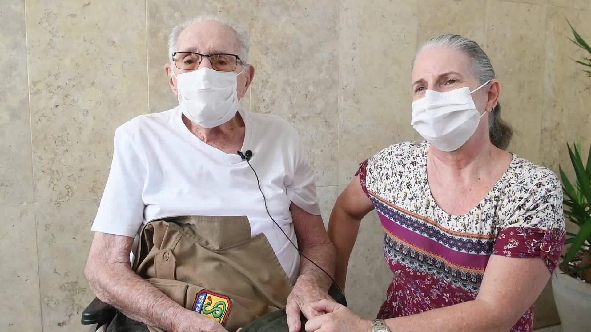 VÍDEOS: Curados Coronavírus