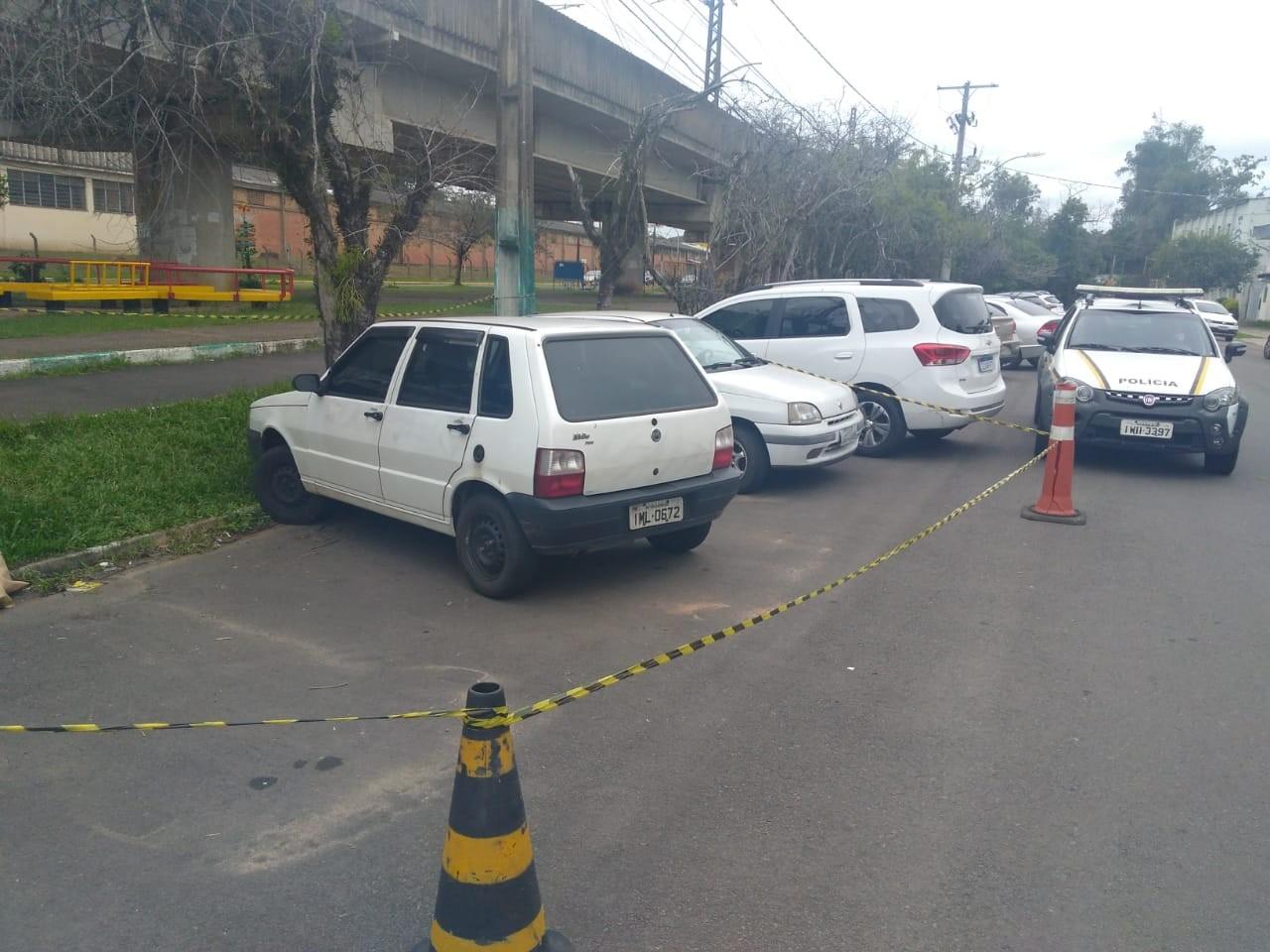 Mulher tem carro roubado, e filha de um ano e meio é levada dentro do veículo em São Leopoldo - Notícias - Plantão Diário