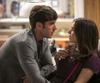 Felipe (Marcos Pitombo) e Shirlei (Sabrina Petraglia) | Raphael Dias/Gshow