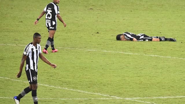 Resultado no Niton Santos deixa o Botafogo em situação dramática na tabela