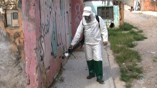 Jardim Novo Horizonte em Jundiaí tem 50 casos suspeitos de dengue