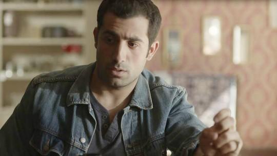 Fauze revela toda a verdade para Jamil: 'Foi uma armadilha para você'