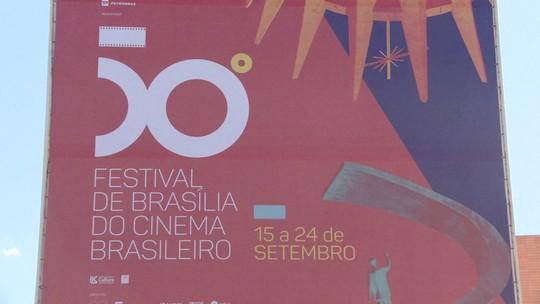 Começa a 50ª edição do Festival de Brasília