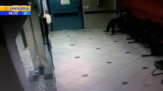 Começa júri de homem acusado de matar ex-companheira na porta de hospital em Venâncio Aires