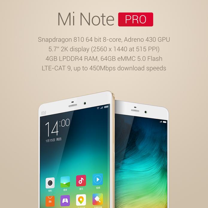 Note Pro é um modelo extremamente potente (Foto: Divulgação)