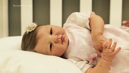 Bebê reborn é item de desejo entre adultos, jovens e crianças