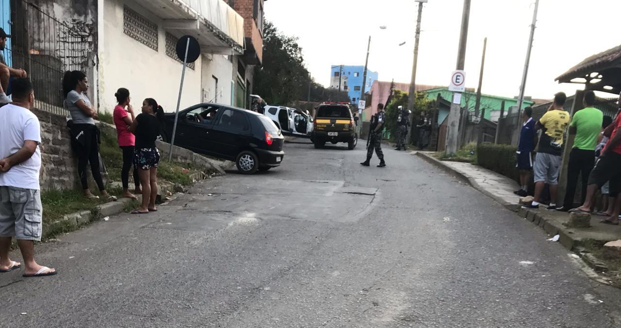 Homens morrem após confronto com policiais na Zona Leste de Porto Alegre - Notícias - Plantão Diário