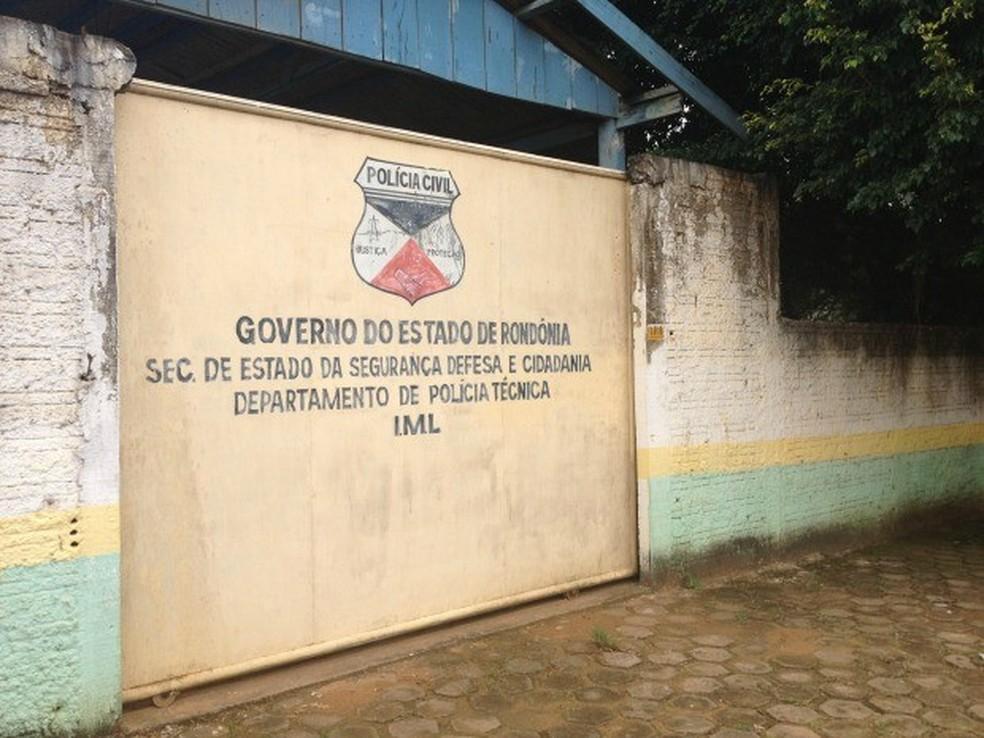 IML apontará se mulher assassinou ou tomou medicamento abortivo (Foto: Jeferson Carlos/G1)