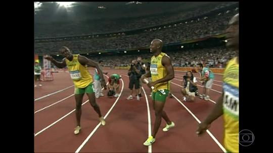 """Após dúvida por """"fator Bolt"""", quarteto vibra com o bronze e lamenta prejuízo"""