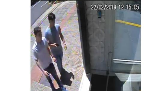 Jovens que furtaram prédios na capital são procurados pela polícia; vídeo
