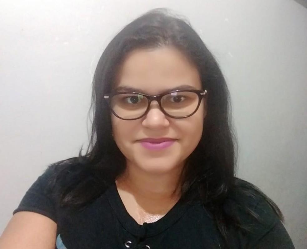 A estudante Rebeca Mendes, 31, tentou por um ano colocar um DIU no SUS e acabou engravidando. Tentou que o STF aprovasse a interrupção da sua gestação e acabou fazendo aborto legal na Colômbia.  (Foto: Arquivo Pessoal)